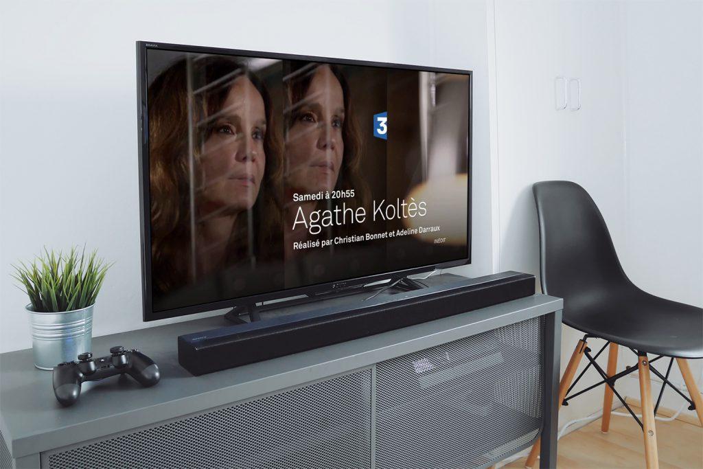 Infographie Série TV Agathe Koltès – France 3