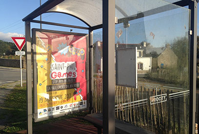Affiche Saint-Philibert-Games – Maires St Philibert