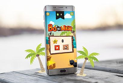 Application Boomer – Casse-Croûte Games