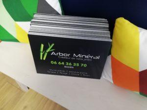 Panneaux Akilux Arbor Mineral