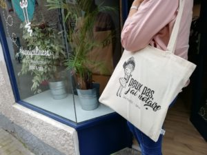 Tote Bag Julie Paumier