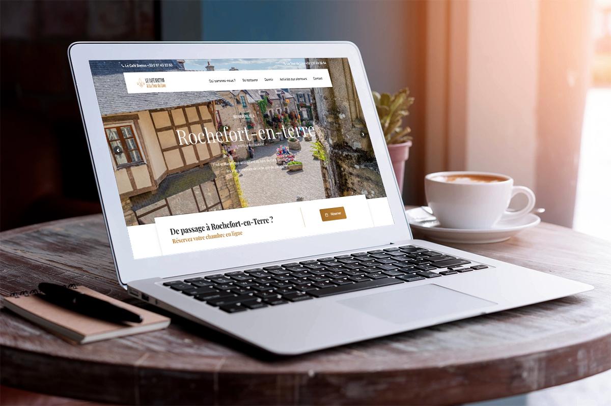 Site cafe breton