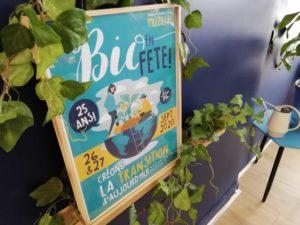 Affiche - Bio en Fête 2020