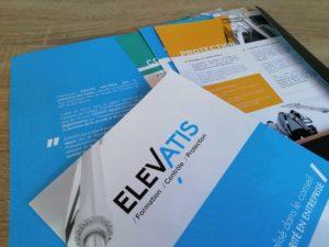 Pochette et fiches - ELEVATIS